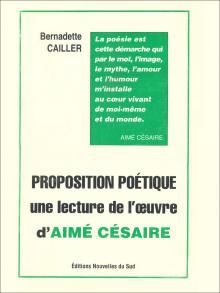Proposition Poétique Librairie Numérique Africaine